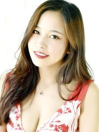Asian woman Aixue from Changzheng, China