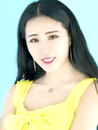Asian woman Ying from Fuxin, China