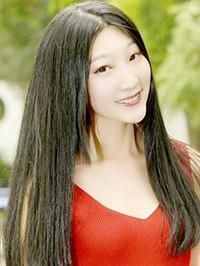 Asian woman Hongwen from Dengzhou, China