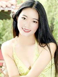 Asian woman Huiyuan from Wuhan, China