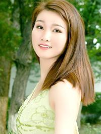 Asian woman Runmei from Wuhu, China