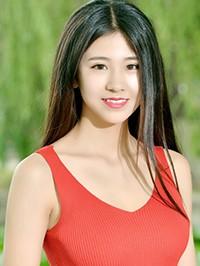 Asian woman Guofang from Datong, China