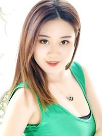 Asian woman Zhuoqun from Shenyang, China