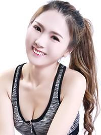 Asian woman Linjie from Changsha, China