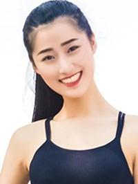 Asian woman Lin from Changsha, China