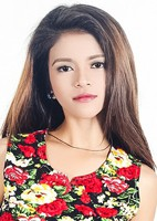Single Elizabeth Mainit from Barbar, Philippines