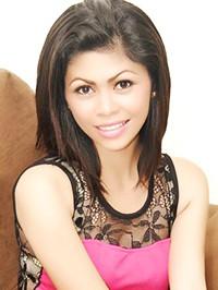 Asian woman Marifel Ypil from Bayawan, Philippines