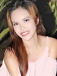 Asian woman Marissa Bongo from Bago City, Philippines