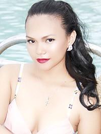 Asian woman Leonarda Flores from Binangonan, Philippines