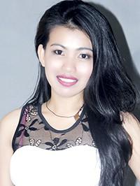 Asian woman Sayuri Sales from Buting, Philippines