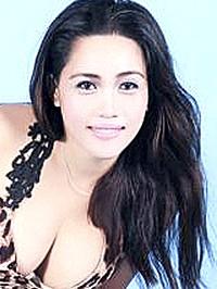 Asian woman Pamela Llavado from Butuan, Philippines