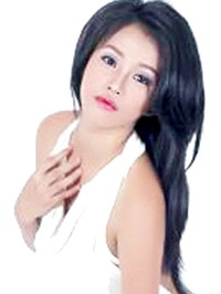 Asian woman Vina Bayron from Balungao, Philippines