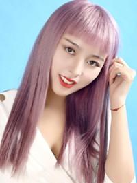 Asian woman Na from Xingang, China