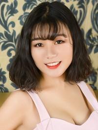Asian woman Miao from Jiamusi, China
