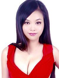 Asian woman Yan from Beijing, China