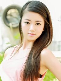 Asian woman Yinuo from Beijing, China