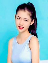 Asian woman Cang from Changsha, China