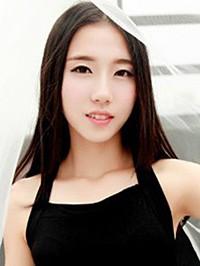 Asian woman Yajie from Beijing, China