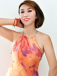 Asian woman Ge (Candice) from Baotou, China