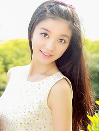 Asian woman Ting from Beijing, China