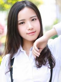 Asian woman Huijuan from Beijing, China
