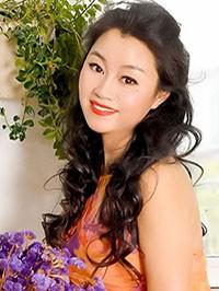 Asian woman Haizhen from Anqiu, China