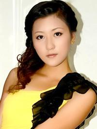 Asian lady Yixin from Fushun, China, ID 48661