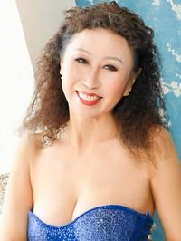 Asian woman Yang from Shenyang, China