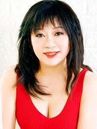 Asian lady Jinzhu from Fushun, China, ID 48722