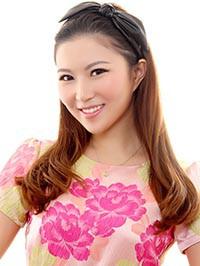 Asian woman Siyun from Nanchang, China
