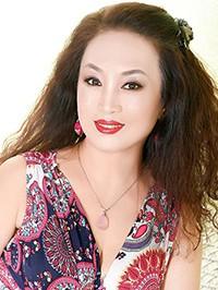 Asian woman Jing from Fushun, China