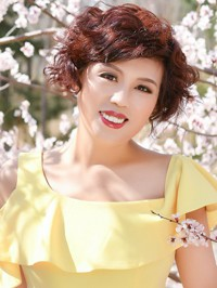 Single Qiuju (Alisa) from Fushun, China