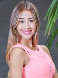 Latin woman Erika Tatiana from Medellín, Colombia