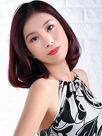Single Jie (Joan) from Fushun, China