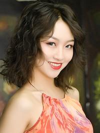Single Yushan (Frederica) from Shenyang, China