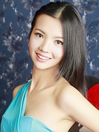 Asian woman Guofei (Lily) from Nanchang, China