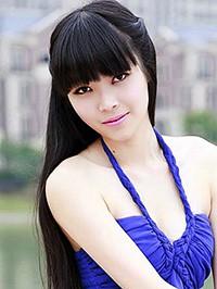 Asian woman Qi (Juliet) from Nanchang, China