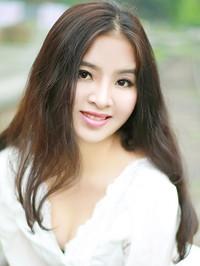 Asian woman Minghui from Hengyang, China