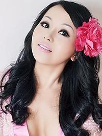 Asian woman Jialin from Hengyang, China