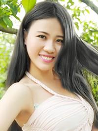 Asian woman Shuang from Xiangtan, China
