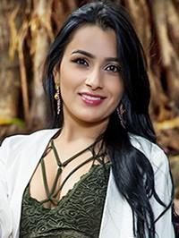 Latin woman Jenifer Carolina from Medellín, Colombia