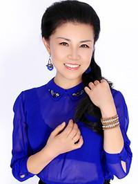 Asian woman Xiaoling from Wuhan, China