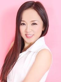 Asian woman Chuanying from Baishan, China