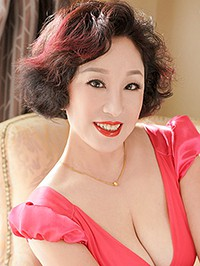 Asian woman Min from Fushun, China