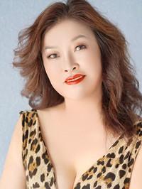 Single Ping (Lily) from Fushun, China