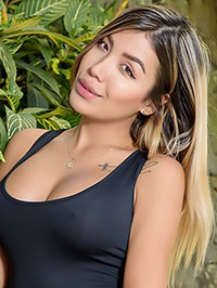 Latin woman Margoth Julieth from Medellín, Colombia
