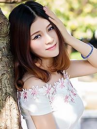 Asian woman QiuYin from Jiangshu, China
