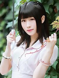 Asian woman Ying from Guangzhou, China