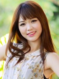 Asian woman WuPei from Nanning, China