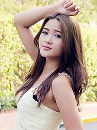 Asian woman MiaoMiao from Jiangshu, China